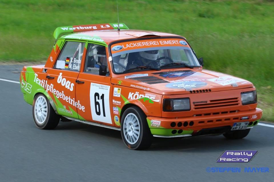Quelle: Bitterfelder Rally Racing/@ Steffen Mayer