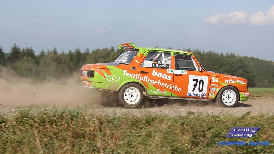 Quelle: Bitterfelder Rally Racing/@ Steffen Mayer