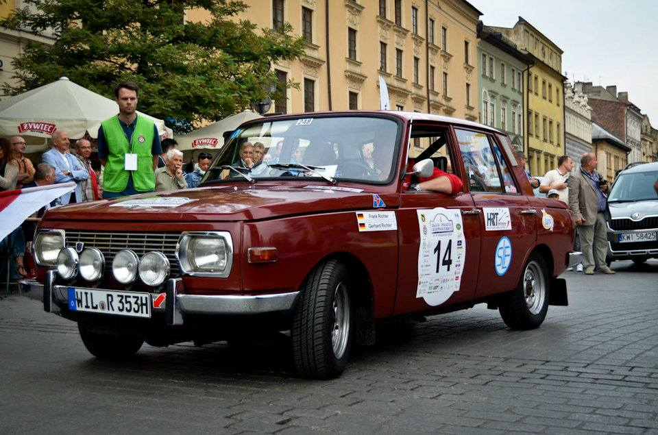 Quelle: HRRT Historic Rallye & Racing Team Germany