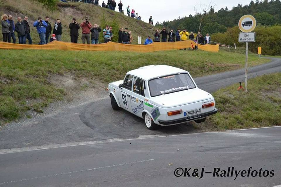 Quelle: K&J -Rallyefotos