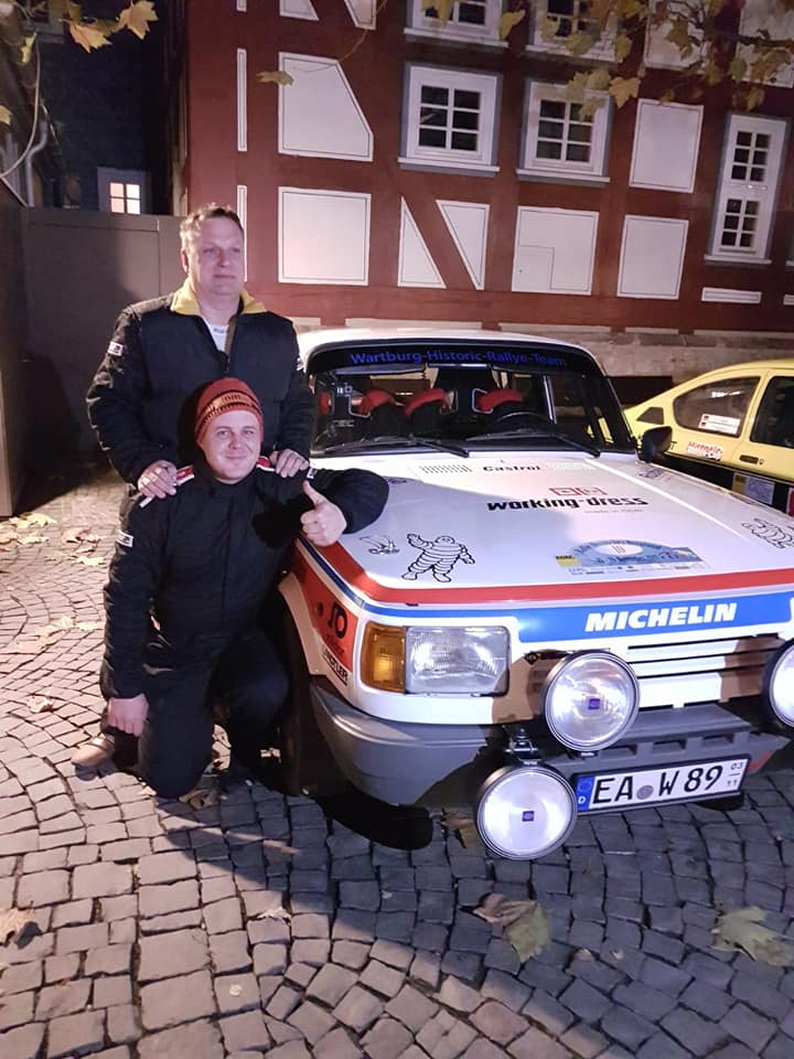Quelle: Wartburg Historic Rallye Team 1.3