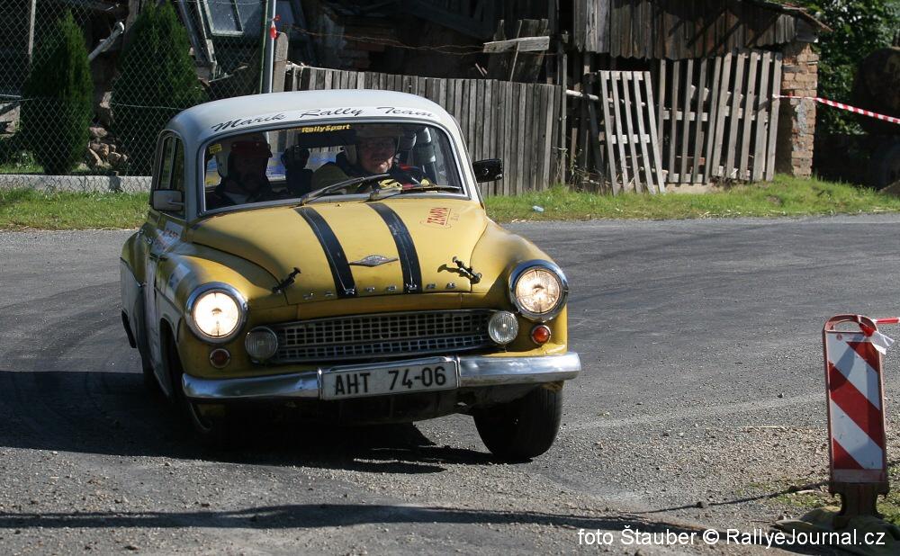 Quelle: foto Stauber @ RallyeJournal.cz