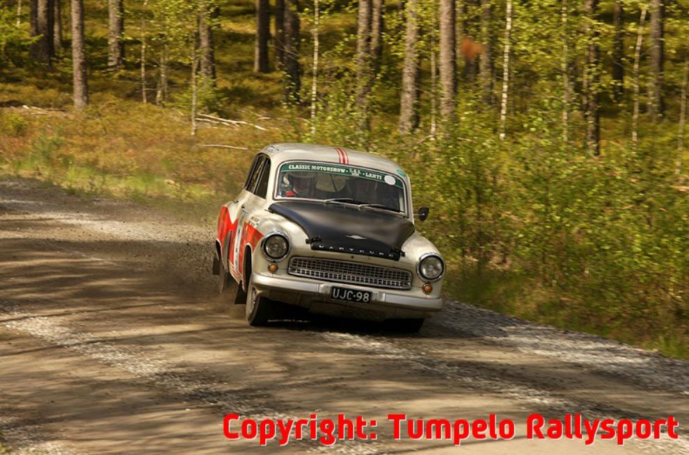 Quelle: Tumpelo Rallyesport