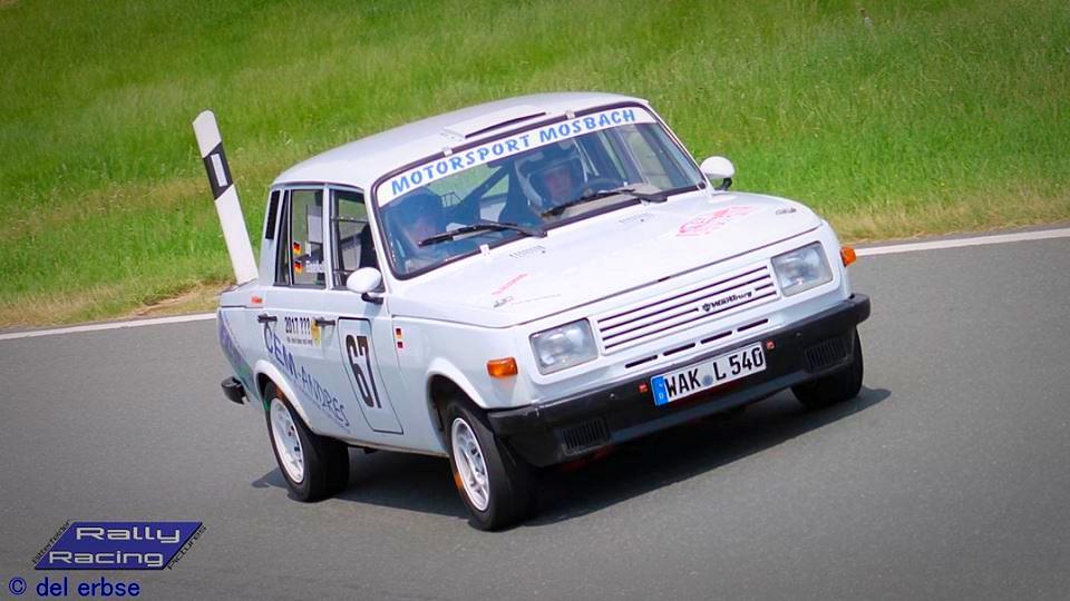 Quelle: Bitterfelder Rally Racing/@delerbse