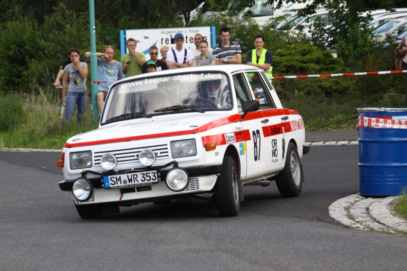Quelle: Rallyeteam Kasper