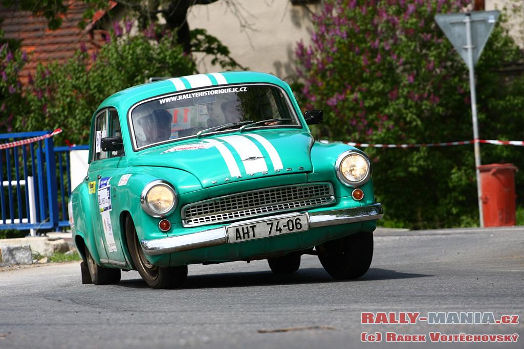 Quelle: Rally-Mania.cz/@RadekVojtechovsky