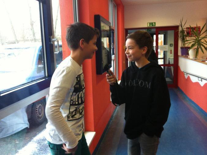Interview, Umfrage, Beitrag…