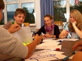 Konversationskurs für Jugendliche