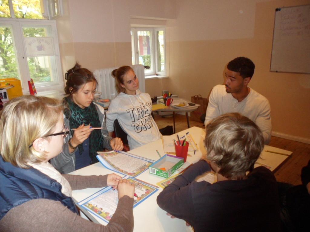 Cours d'anglais pour ados 12-15 ans