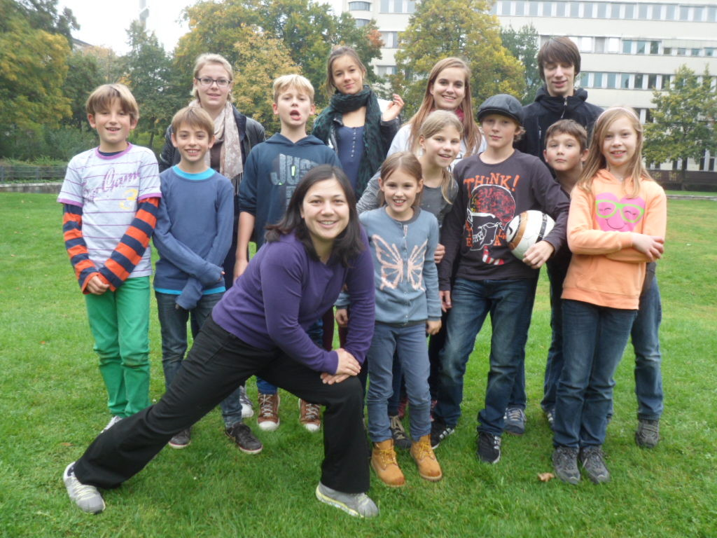 English-camp for kids and teenagers