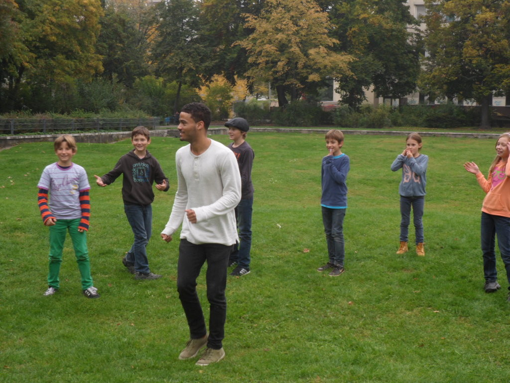 Sprachcamp in den Herbstferien