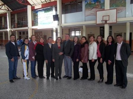 DOCENTES SECUNDARIA SEDE CENTRAL