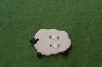 ひつじボタン