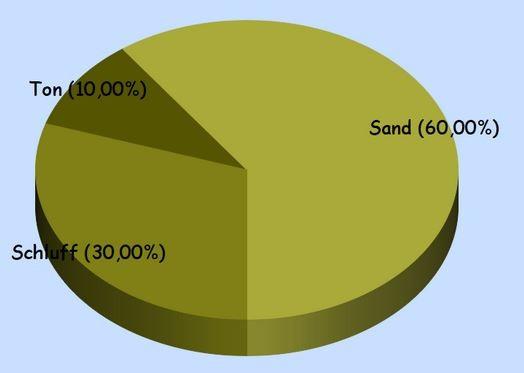 Lehmiger Sandboden