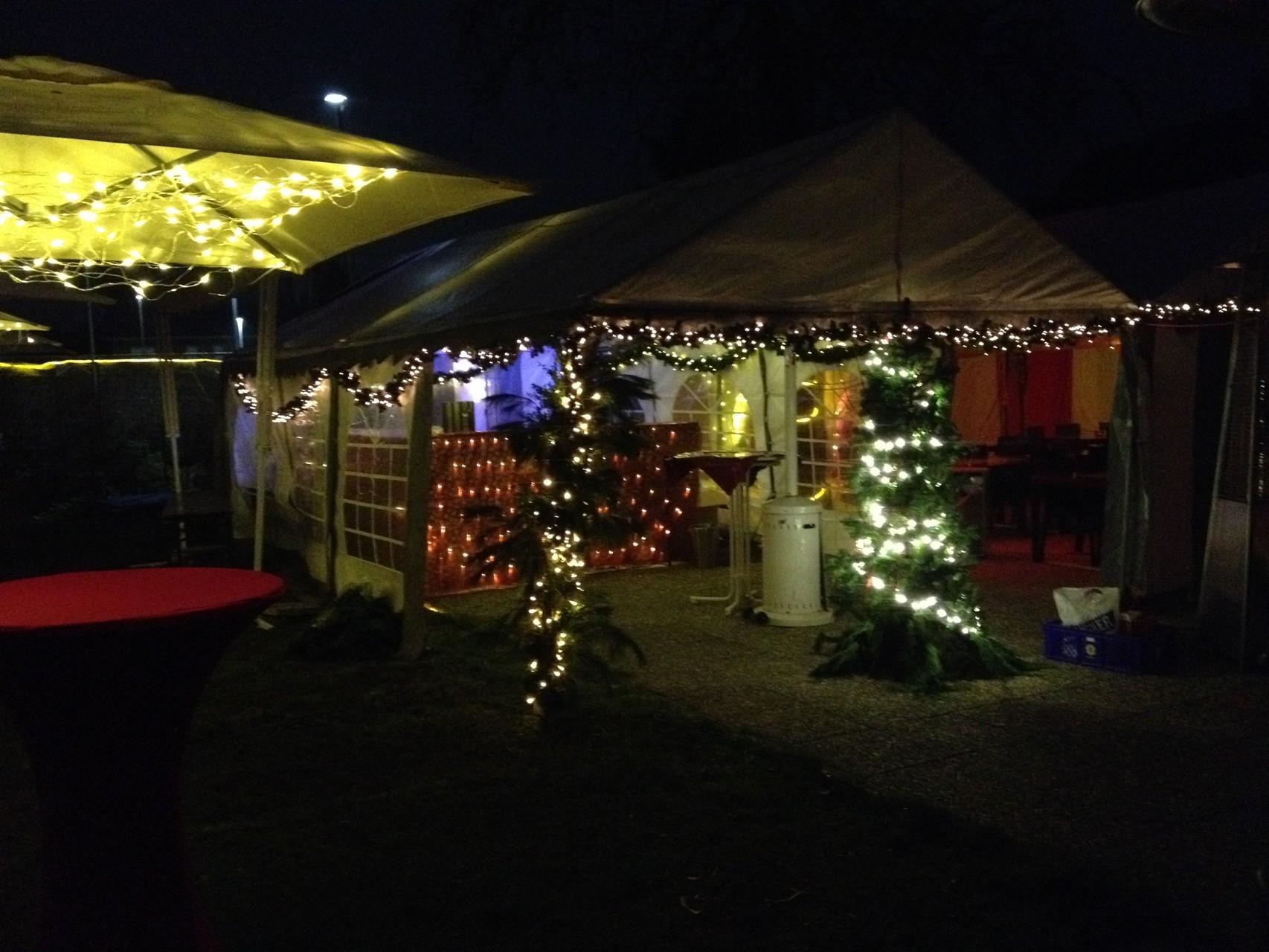 Weihnachtsbiergarten