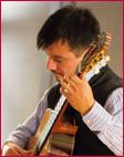 Rodrigo Guzmán, Gitarre 2015, Kornhauskeller Frick