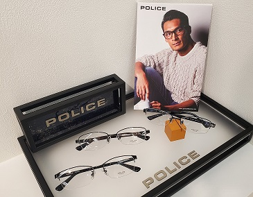 POLICE メガネフレーム