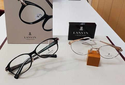 メガネのおくやま ランバン