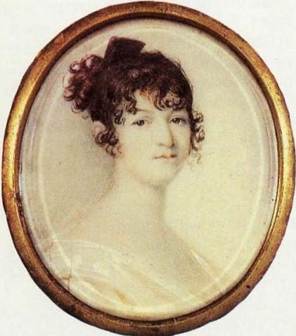 Надежда Иосифовна, мать поэта
