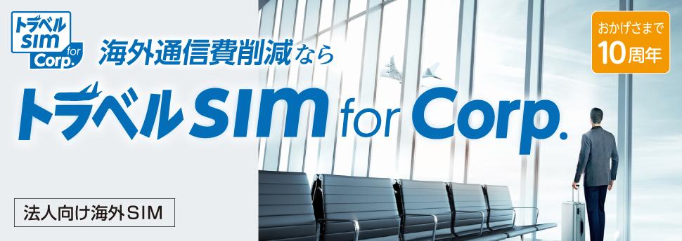 海外SIM法人版