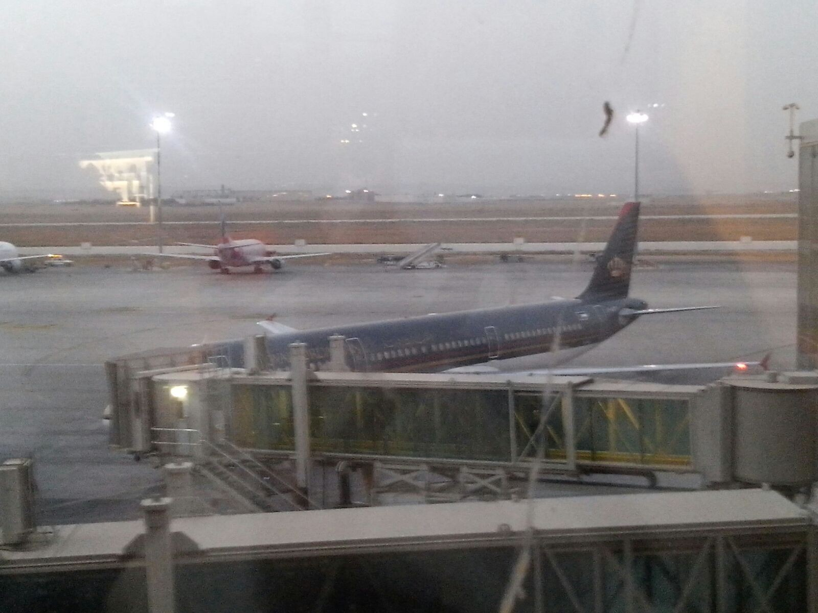 Avion za jiddu