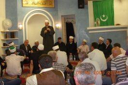 Obracanje muftije dr. Nedzad ef. Grabusa