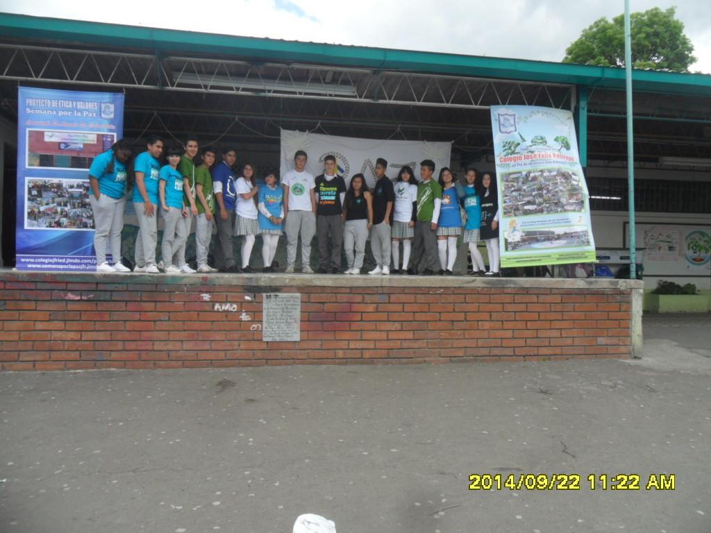 convenios avaaz.org, ecologismo wwf, Colombia respira Paz ONU, jovenes de ambiente Ministerio de Ambiete, Costruyendo Futuro