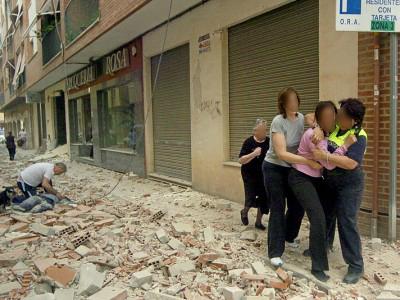 Terremoto de Lorca 2011