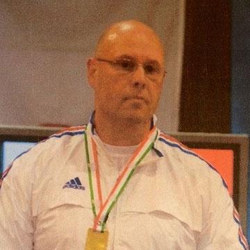 Bernard Reibel - Trainer in Rastatt