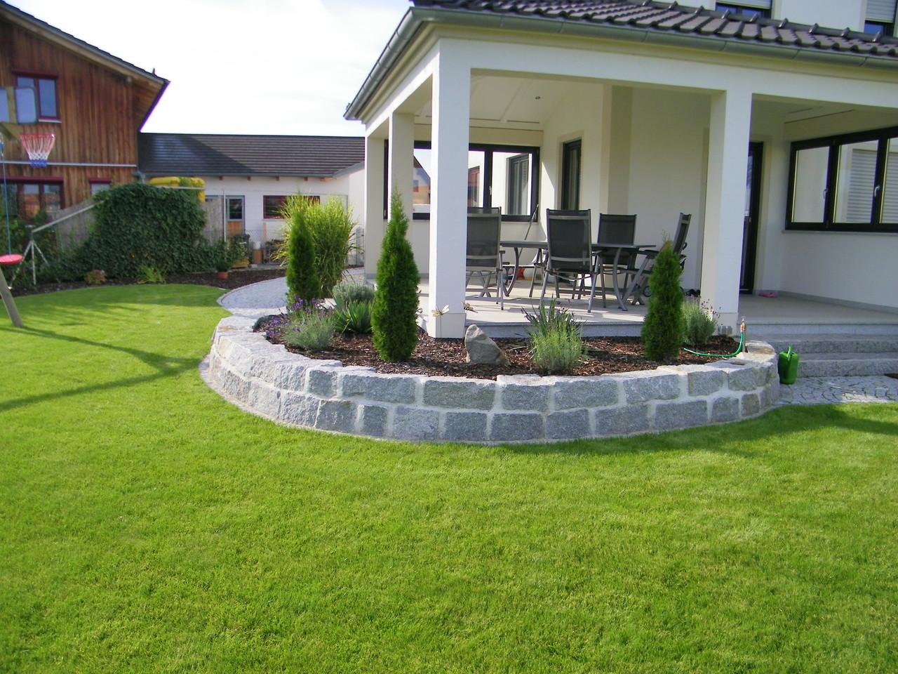 Grün|Werk Terrassen - GrünWerk Gartengestaltung Martin Laimer