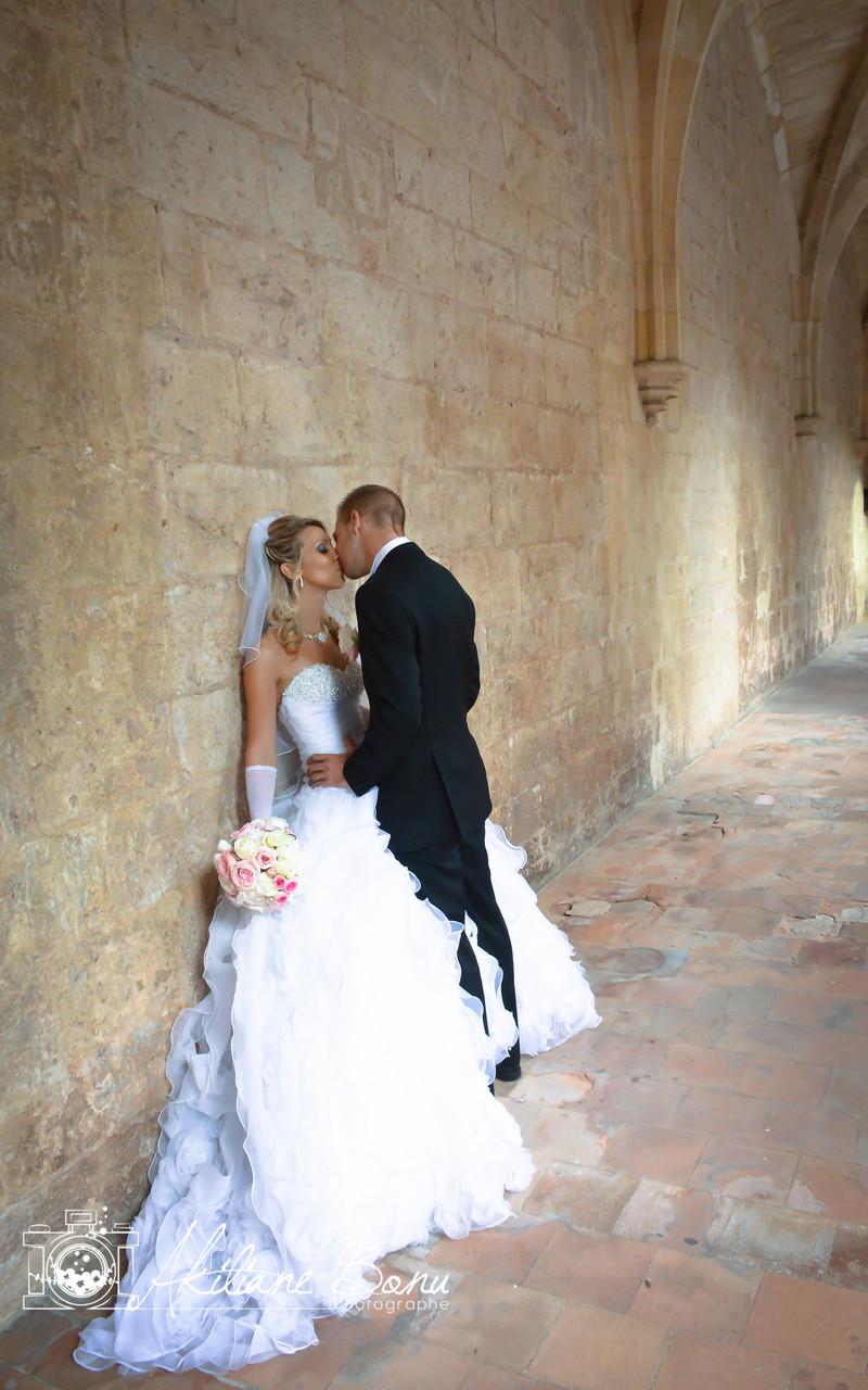 mariage justine et renaud auberge des tuilières Nans les pins
