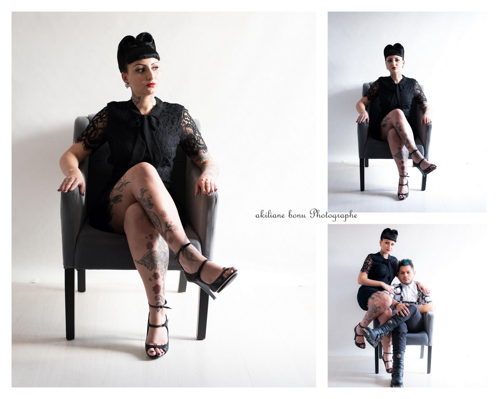 photographe portrait de femme var