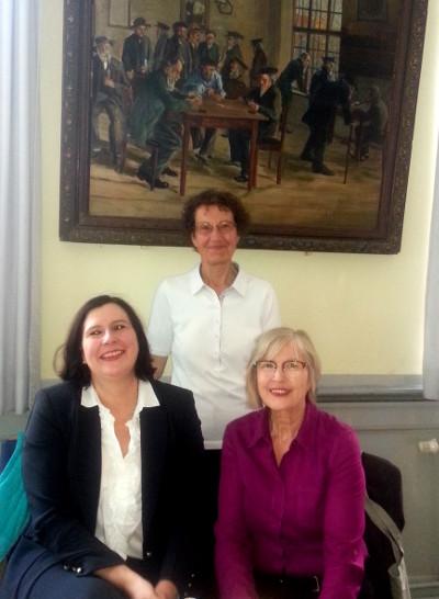 Kandidatinnen für die Wahl zum Deutschen Bundestag