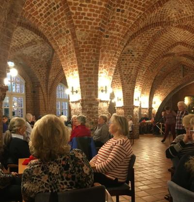 Weihnachtsfeier Lübecker Frauenverbände