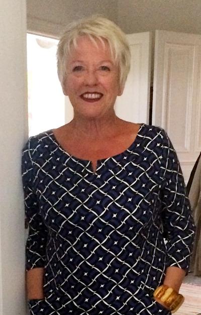 """Frau Susanne Neubacher von der Stiftung """"Travebogen"""""""