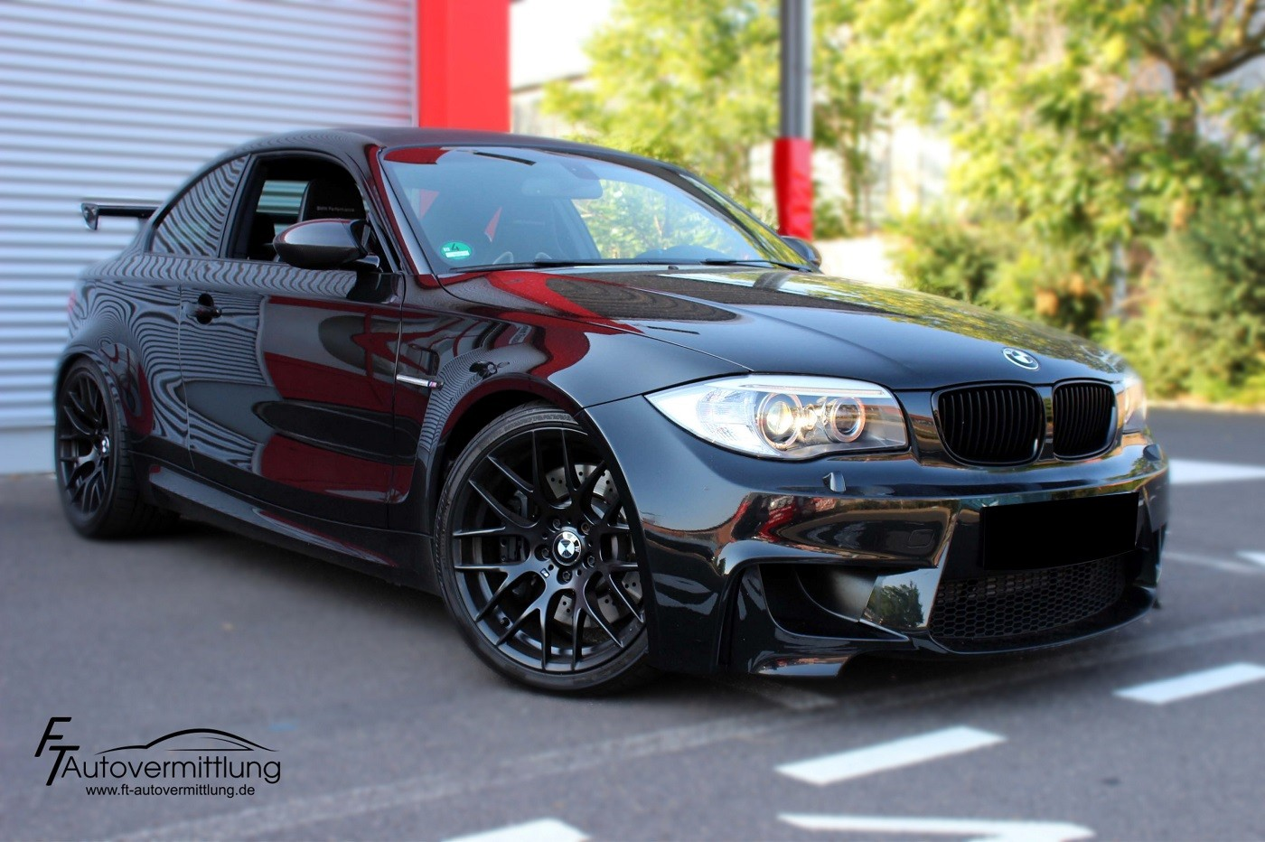 bmw 1er m coup unikat performance akrapovic ft