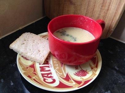 RecipeCard: Cream of Chicken Soup