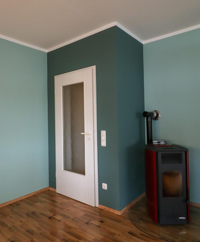 Moderne Farbgestaltung