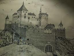 Burg Cachtice (Slowakei)