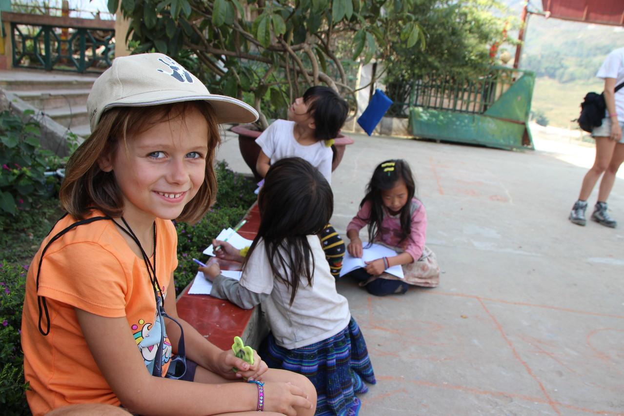 école de Lai Chau