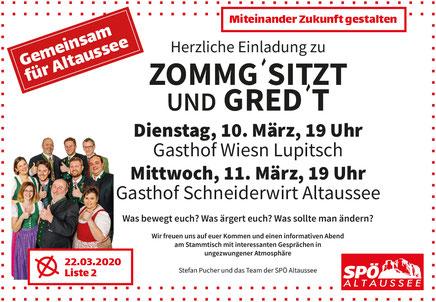 SPÖ Stammtisch