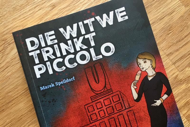 Dortmund-Krimi – Print und e-book