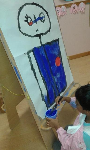 """Come Mirò anche noi dipingiamo """"opere d'arte"""""""