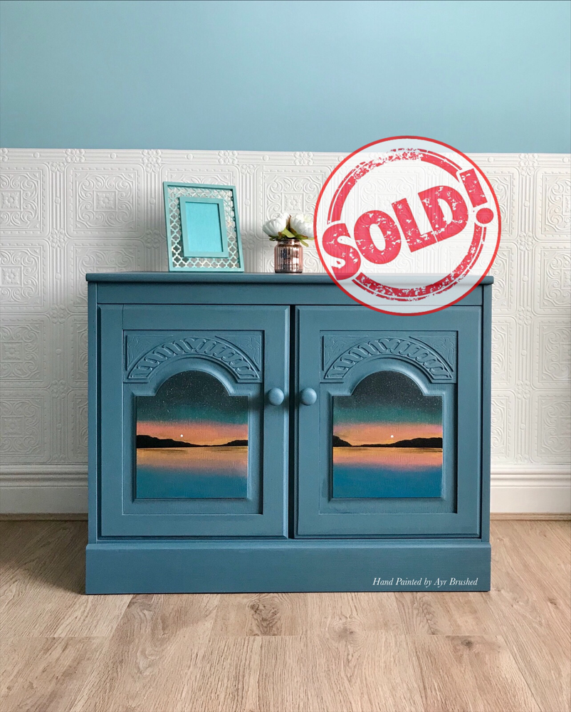 Sunset sideboard