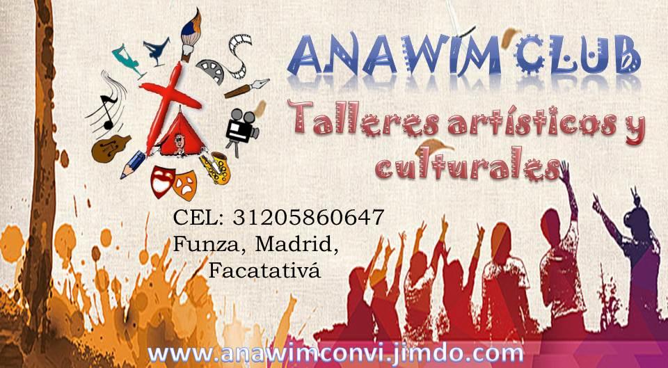 Talleres clubes artisticos y culturales para colegios