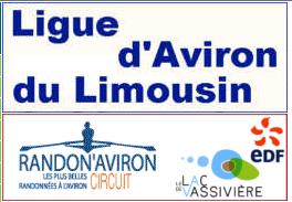 Secours Rando'Aviron : boucles de Vassivière - depuis 2010... On adore !