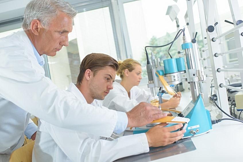 Ein gutes Dental - Labor ist die Basis für perfekte zahntechnische Arbeiten