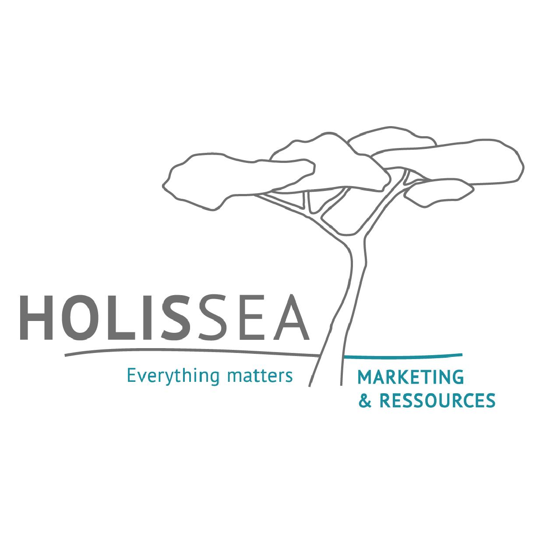 logo HOLISSEA Conseils et formations Marketing et ressources
