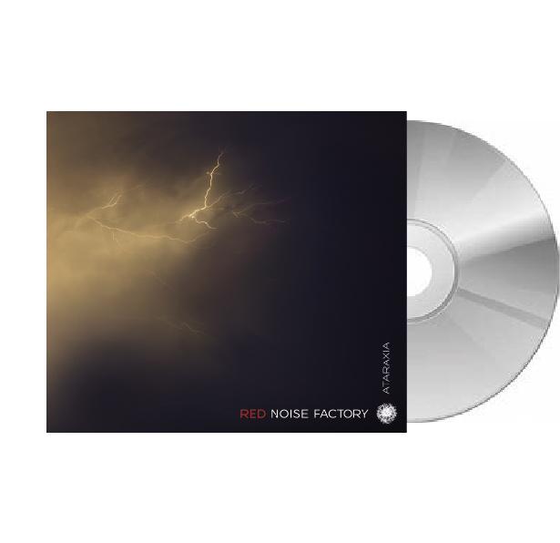 Pochette album de musique RED NOISE FACTORY (Lyon)
