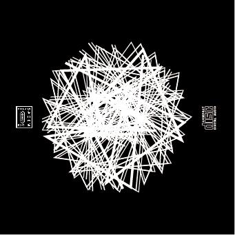 sérigraphie intérieur de l'album (sous le CD)